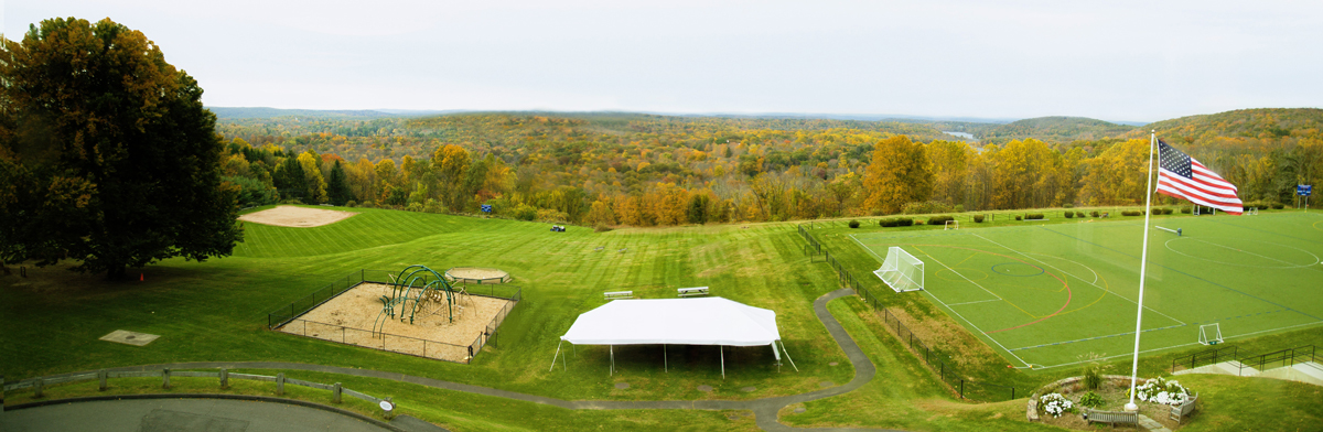 Overlook of Ridgefield Academy Outdoor Facilities