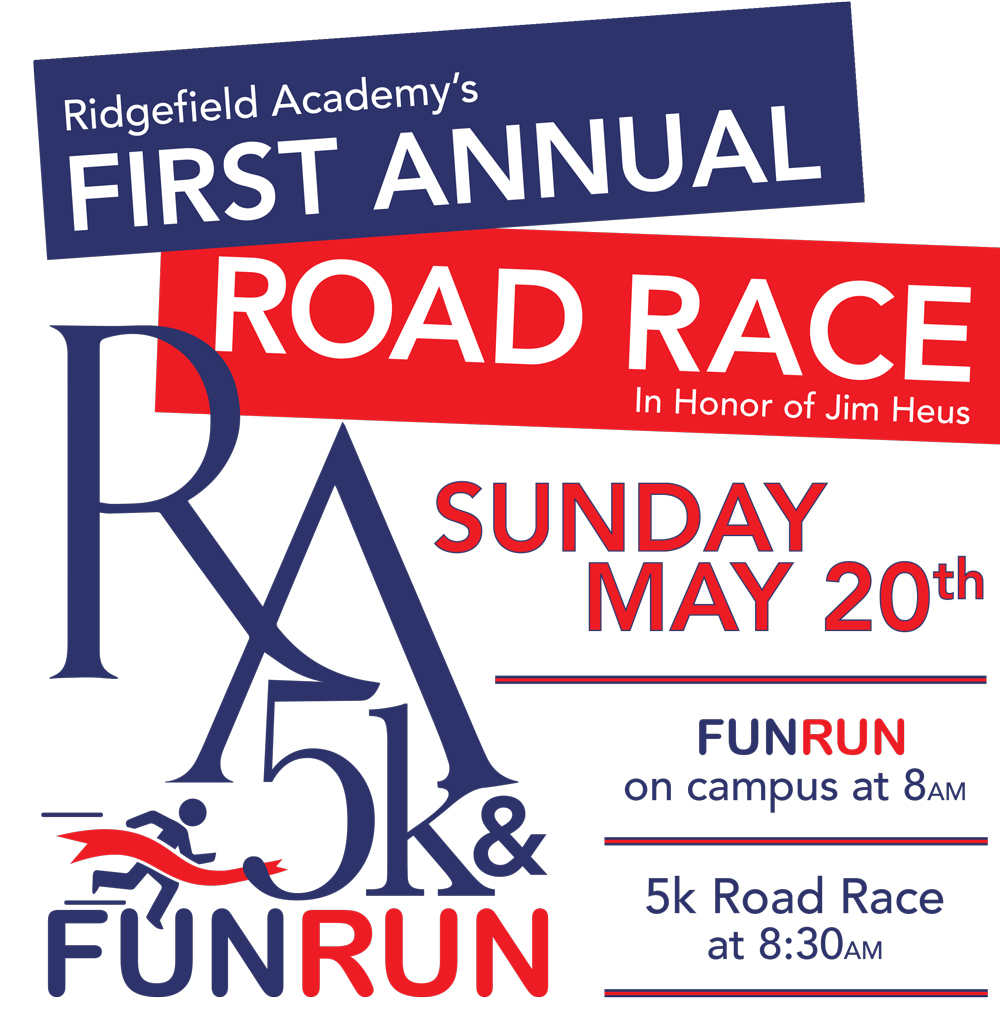 RA 5K Road Race and Fun Run